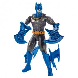 Figura Batman Superarmadura Night Missions DC Comics 30cm - Imagen 2