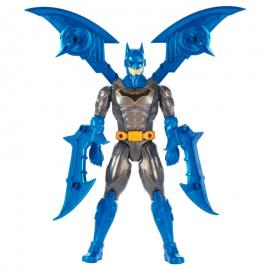 Figura Batman Superarmadura Night Missions DC Comics 30cm - Imagen 3