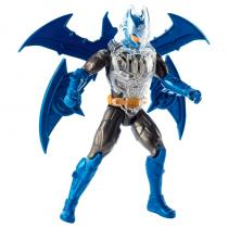 Figura Batman Superarmadura Night Missions DC Comics 30cm - Imagen 4