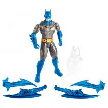 Figura Batman Superarmadura Night Missions DC Comics 30cm - Imagen 5