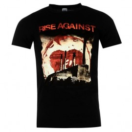 CAMISETA RISE AGAINST (POLUCIÓN)