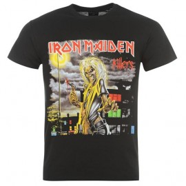 Camiseta Iron Maiden (killers)