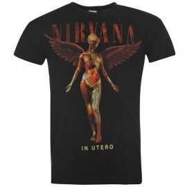 CAMISETA NIRVANA (IN UTERO)