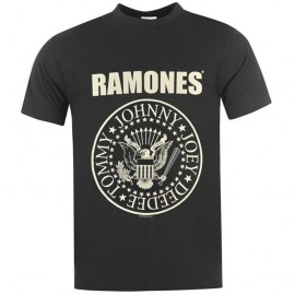 CAMISETA RAMONES (Sello)
