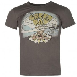 CAMISETA GREEN DAY (DOOKIE)