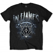 CAMISETA IN FLAMES (BATTLES CREST)