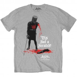 Camiseta Monty Python (tis but a scratch)