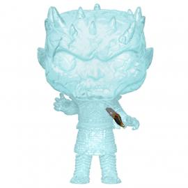 Figura POP Juego de Tronos Crystal Night King with Dagger in Chest