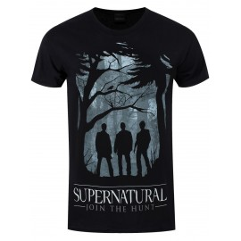 Camiseta Supernatural (group outline)