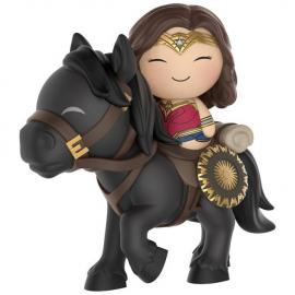 Figura Dorbz Ridez DC Wonder Woman on horse