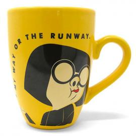 Taza It's My Way Or the Runway Los Increibles Disney