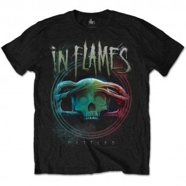 CAMISETA IN FLAMES (BATTLES CIRCLE)
