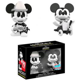 Figuras Mini Vinyl Disney Mickey Mouse Black & White Exclusive - Imagen 1