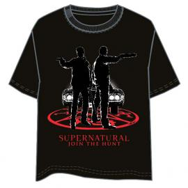 Camiseta Supernatural adulto