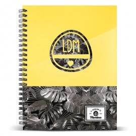 Cuaderno A4 Martina Palm