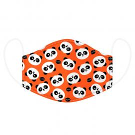 Mascarilla reusable Cutiemals Panda S