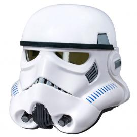 Replica casco electronico Stormtrooper Star Wars