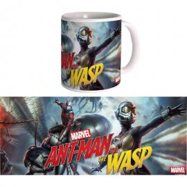 Taza Ants Ant-Man and The Wasp Marvel
