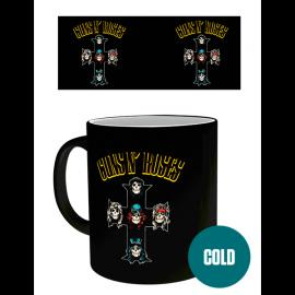 Taza termica Cross Guns N Roses