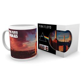 Taza Animals Pink Floyd