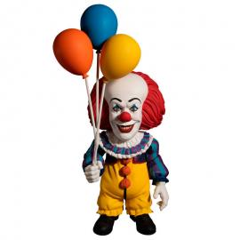 Figura MDS Deluxe Pennywise Stephen King It 1990 15cm