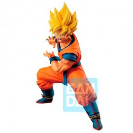 Figura Ichibansho Our Goku No.1 Super Saiyan Son Goku Dragon Ball Super 18cm