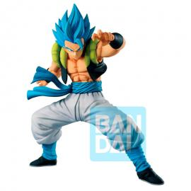 Figura Ichibansho Super Saiyan God Super Saiyan Gogeta Dragon Ball Super 20cm