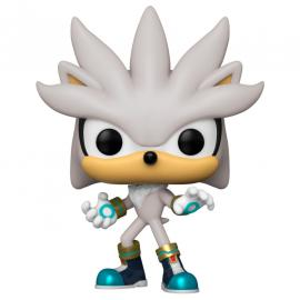 Figura POP Sonic 30th Anniversary Silver the Hedgehog
