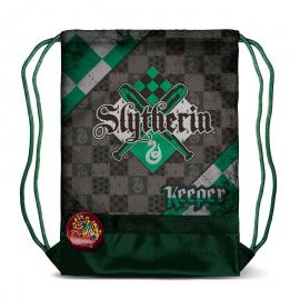 Saco Harry Potter Quidditch Slytherin 48cm