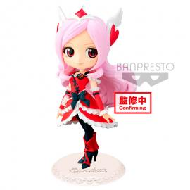 Figura Cure Passion Fresh Pretty Cure Q Posket A 14cm