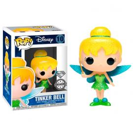 Figura POP Disney Tinker Bell Glitter Exclusive