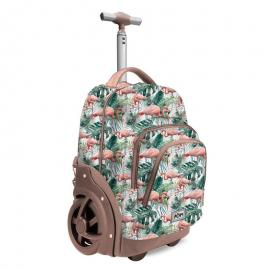 Trolley Oh My Pop Tropical Flamingo 53cm