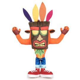 Peluche Crash Bandicoot Mascara 21cm