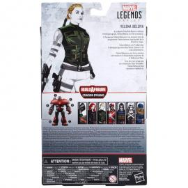 Figura Legends Yelena Belova Black Widow Marvel 15cm