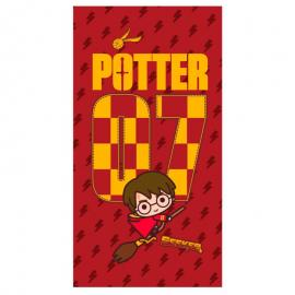 Toalla Quidditch Harry Potter microfibra