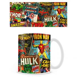 Taza Comics Marvel