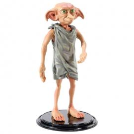 Figura Maleable Bendyfigs Dobby Harry Potter 19cm