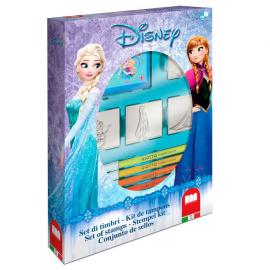 Set 4 sellos Frozen Disney