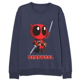 Sudadera Deadpool Marvel adulto