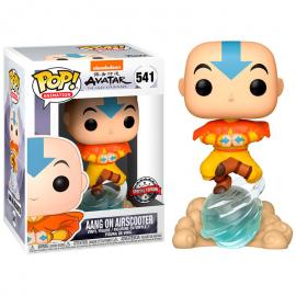 Figura POP Avatar Aang on Air Bubble Exclusive