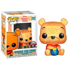 Figura POP Disney Winnie the Pooh Seated Pooh Glitter Exclusive