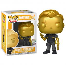 Figura POP Fortnite Midas Metallic