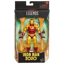 Figura Iron Man 2020 Legends Gears Marvel 15cm - Imagen 1