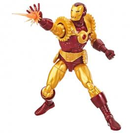 Figura Iron Man 2020 Legends Gears Marvel 15cm - Imagen 3
