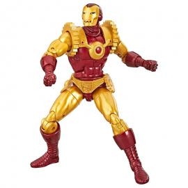 Figura Iron Man 2020 Legends Gears Marvel 15cm - Imagen 4