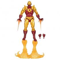 Figura Iron Man 2020 Legends Gears Marvel 15cm - Imagen 5