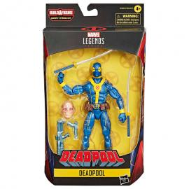 Figura Deadpool Goat Marvel Legends 15cm