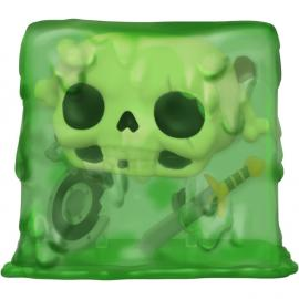 Figura POP Dungeons & Dragons Gelatinous Cube Exclusive