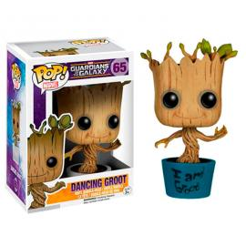 Figura POP Marvel Guardians of the Galaxy Dancing I Am Groot