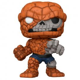 Figura POP Marvel Zombies The Thing Exclusive 25cm